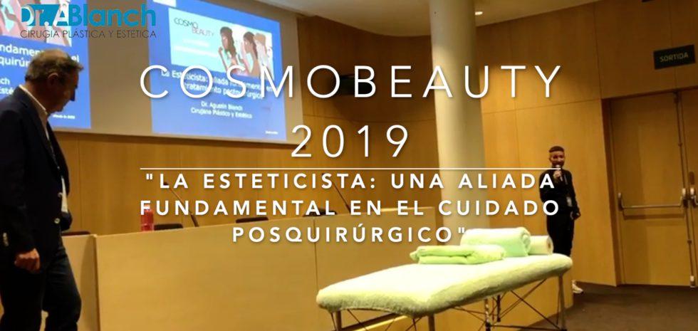 conferencia cosmobeauty 2019